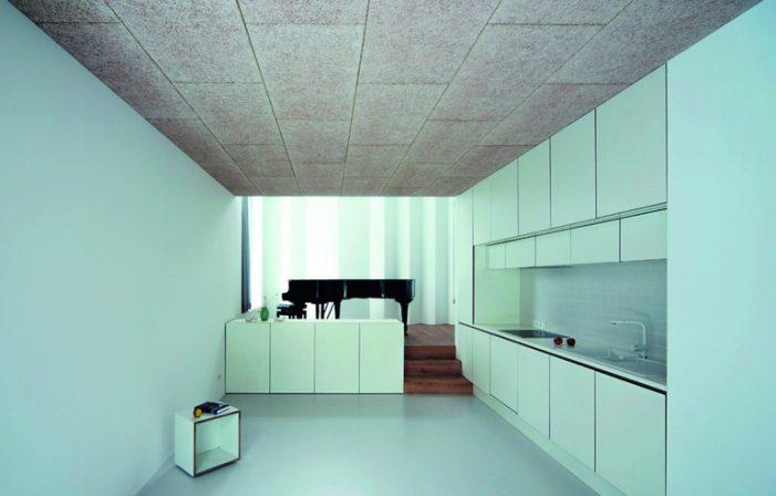geplant und ausgef hrt haus f r einen pianisten dds das magazin f r m bel und ausbau. Black Bedroom Furniture Sets. Home Design Ideas