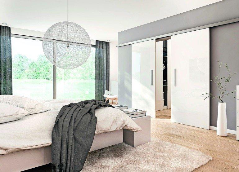 alle wollen grau huga t ren kombinieren aktuelle trendfarben mit beliebten oberfl chen dds. Black Bedroom Furniture Sets. Home Design Ideas