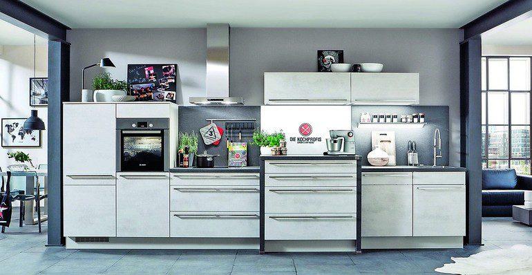 die kochprofis k che. Black Bedroom Furniture Sets. Home Design Ideas