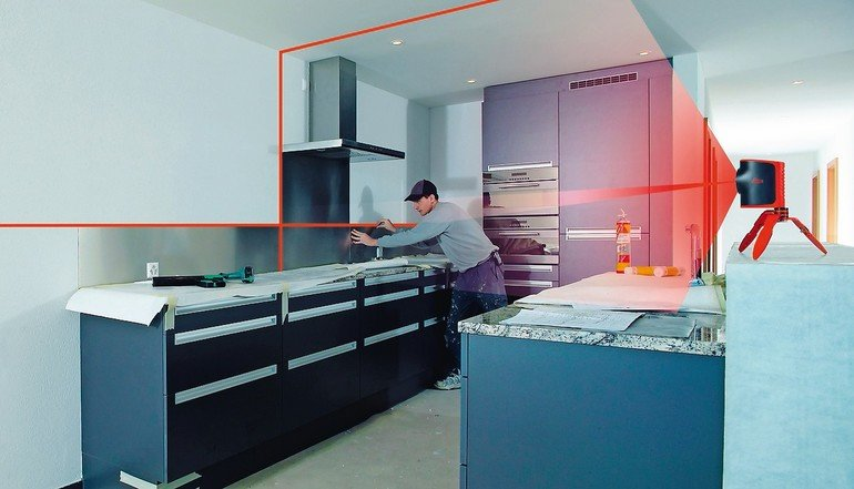 Laser Entfernungsmesser Hagebaumarkt : Profigeräte fürs handwerk marktübersicht linienlaser