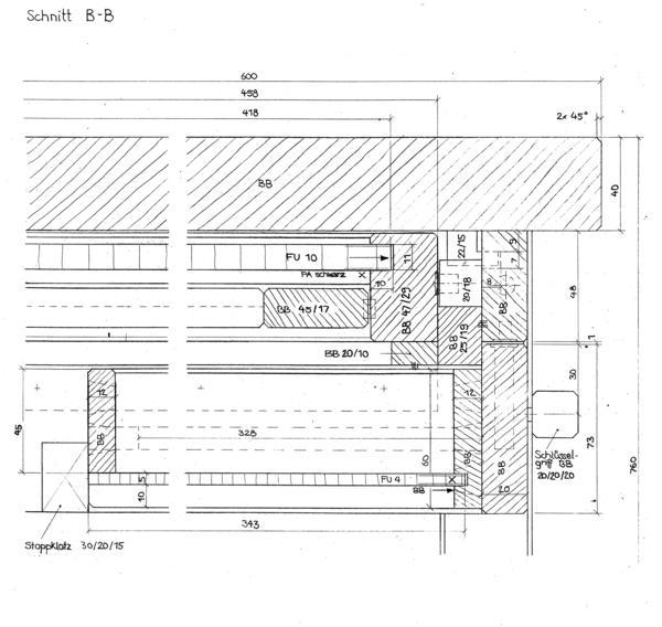gesellenst cke zum nachdenken dds das magazin f r m bel und ausbau. Black Bedroom Furniture Sets. Home Design Ideas