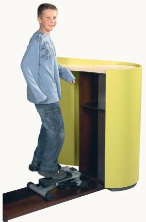 fitnessm bel aus bayern dds das magazin f r m bel und ausbau. Black Bedroom Furniture Sets. Home Design Ideas