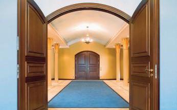 herholz t ren in der arabischen botschaft in berlin. Black Bedroom Furniture Sets. Home Design Ideas