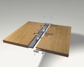 die leiter platte dds das magazin f r m bel und ausbau. Black Bedroom Furniture Sets. Home Design Ideas