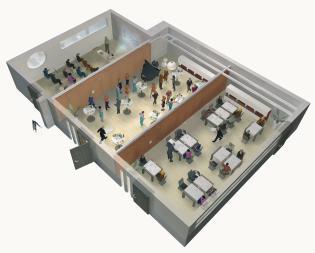 leicht und leise dds das magazin f r m bel und ausbau. Black Bedroom Furniture Sets. Home Design Ideas