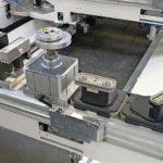 CNC-Konsole von Homag: Die Maschine erlaubt auch einen uneingeschränkt manuellen Betrieb Foto: Homag Group AG
