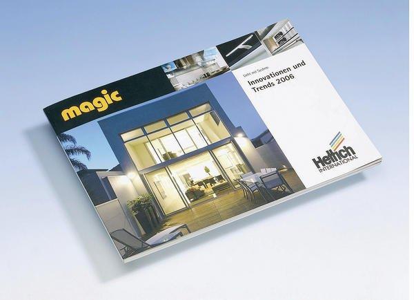 magic katalog von hettich ausgezeichnet dds das magazin f r m bel und ausbau. Black Bedroom Furniture Sets. Home Design Ideas
