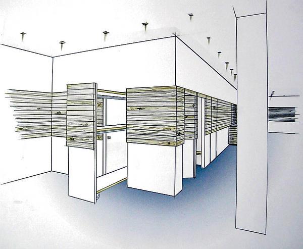 vom stauraum zum schauraum dds das magazin f r m bel und ausbau. Black Bedroom Furniture Sets. Home Design Ideas