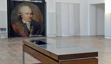 roentgen archive dds das magazin f r m bel und ausbau. Black Bedroom Furniture Sets. Home Design Ideas
