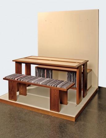 gesellenst cke aus berlin dds das magazin f r m bel und ausbau. Black Bedroom Furniture Sets. Home Design Ideas