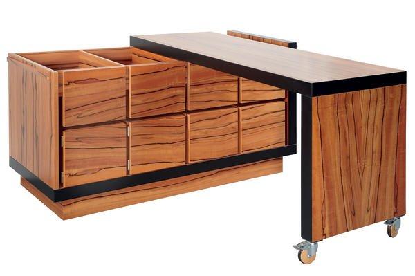 Gute form aus bayern dds das magazin f r m bel und ausbau for Schreibtisch drehbar
