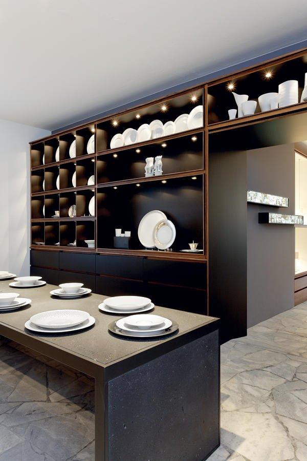 m bel als kulisse dds das magazin f r m bel und ausbau. Black Bedroom Furniture Sets. Home Design Ideas
