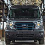 Der Ford E-Transit kommt 2022