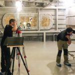 BIM im Innenausbau: Der Laserscan dient für das Aufmaß und zur Kontrolle