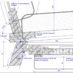 Gesellenstücke aus den SHG Garmisch-Partenkirchen: Vertikalschnitt Sitzfläche und Lehne