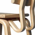 Holz bewegt 2021: Gekröpfte Lehne