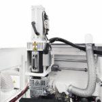 PUR-Bekantungstechnik von Homag: PUR-Vorschmelzer im Einstieg für mehr Flexibilität auf den Edgeteq-S-240-Modellen Foto: Homag Group AG