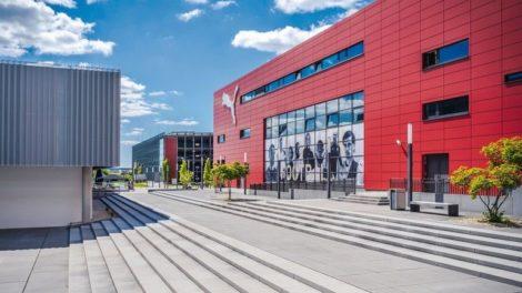 »Puma The Bridge« – das neue Headquarter von Puma im fränkischen Herzogenaurach