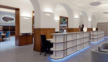 bibliothek k ln dds im detail dds das magazin f r. Black Bedroom Furniture Sets. Home Design Ideas