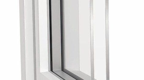 Schmal, stabil und leicht: 5-Kammer-Profil von WnD Foto: Oknoplast Deutschland GmbH