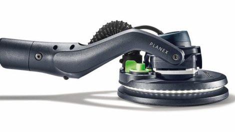 Der neue Langhalsschleifer Planex LHS 2 225 EQI