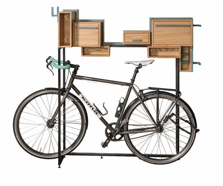 Fahrradständer Wohnung gesellenstücke aus berlin punkten mit hoher handwerklichkeit