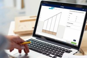 """Die App """"Cabinet-Creator"""" ist die Basis, auf der das Gros der Werkstatt-Apps von Homag aufbaut Foto: Homag Group AG"""
