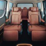 Hyundai bietet die Einzelsitze im Staria auch als Lounge-Chair mit Liegeposition an Foto: Hyundai