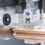 Fenstermaschine »WinLine 16« von Biesse: Eine Vielzahl von Werkzeugen ermöglicht nahezu jede Bearbeitung