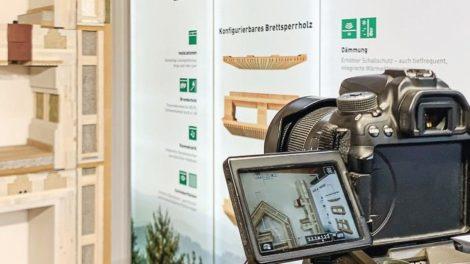 Kompakt als Webinar: Wie geht der Innenausbau mit »Ligno Akustik«-Paneelen? Foto: Lignotrend Produktions GmbH