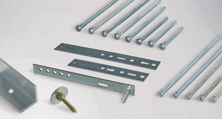 Vorwand-Montage: Spezielle Schrauben für spezielle Systeme von Iso-Chemie Foto: Iso-Chemie GmbH