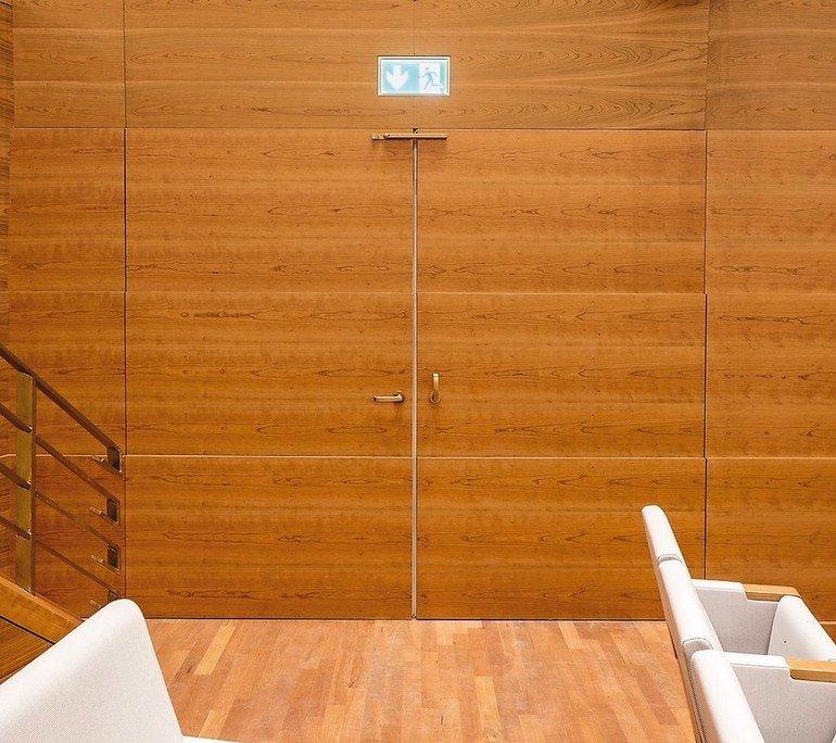 Türen Bochum brandschutztüren und schallschutztüren im musikforum bochum