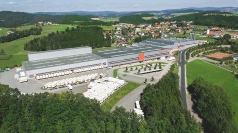 Internorm investiert 12 Mio. Euro in das Werk im österreichischen Sarleinsbach Foto: Internorm