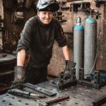 Christian Schürrle ist Metallbauer und arbeitet auch für den Möbelhersteller Janua