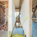 Sanierung eines Baudenkmals: Alle neuen Elemente orientieren sich am Bestand und eröffnen neue Sichtbezüge Foto: Johannes-Maria Schlorke