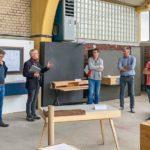Die Jury zum Wettbewerb Gute Form Köln 2020