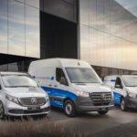 Mercedes-Benz Elektro-Vans