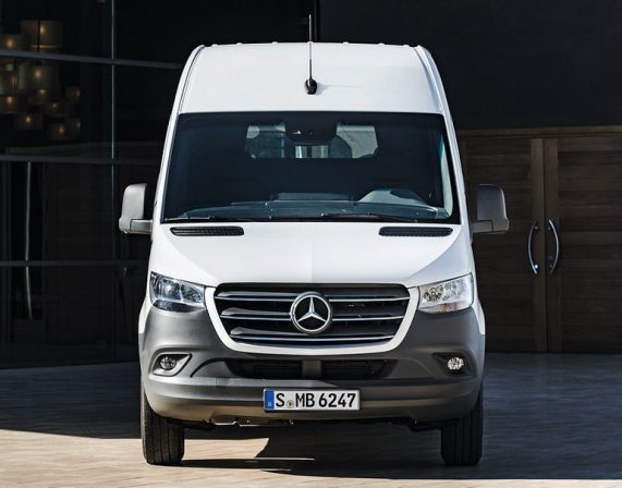 der dritte sprinter ist da mercedes sprinter in dritter. Black Bedroom Furniture Sets. Home Design Ideas