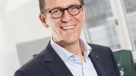 Metabo CEO Horst W. Garbrecht