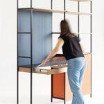 Möbelsystem von Pepe Nitz