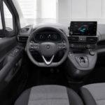 Cockpit im Opel Combo-e Cargo