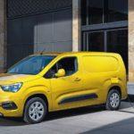 Der elktrische Opel Combo-e Cargo