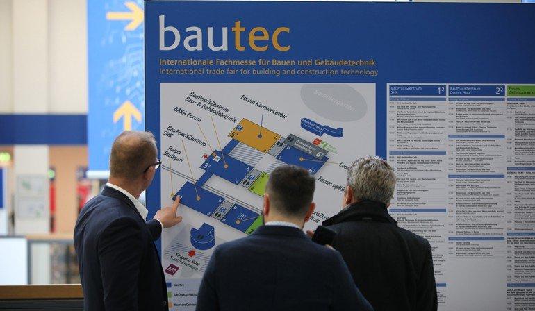 Die internationale Fachmesse für Bauen und GebäudetechnikBautec wird eingestellt Foto: Messe Berlin GmbH