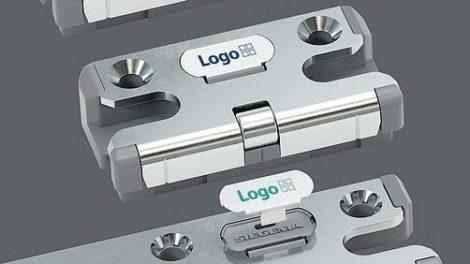 Marke ist, was draufsteht: individualisierbare Rahmenteile Foto: Siegenia-Aubi KG