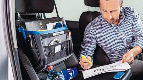 Mobiles Büro: der AutoAssistent von Sortimo