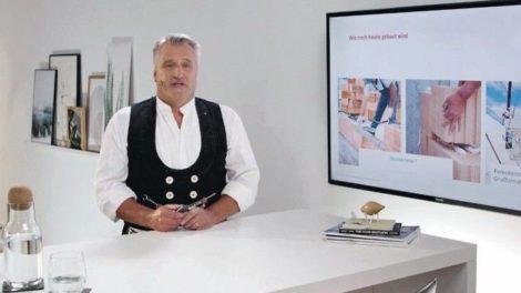 »Swiss Krono COnnect«: Experten-Infos zu aktuellen Holzbau- und Interieurthemen Foto: Swiss Krono Group
