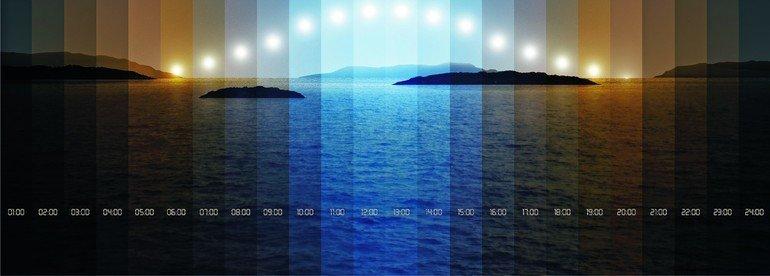 natürliches Licht Active Light Zumtobel
