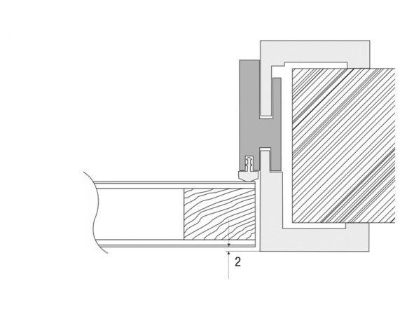 ma e bei stumpf einschlagende t ren. Black Bedroom Furniture Sets. Home Design Ideas