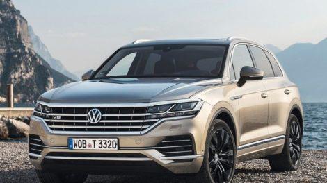 VW Touareg Modelljahr 2020