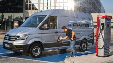 VW e-Crafter: Handwerker profitieren vom Konjunkturpaket der Bundesregierung
